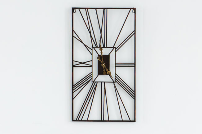 designer clock in melbourne
