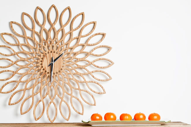 Online buy designer clock in australia