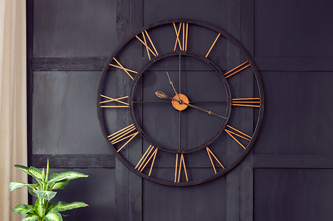 Online buy designer clock in melbourne